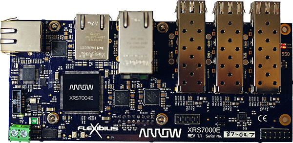 XRS Reference Board